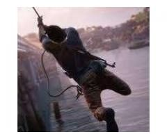 PS4 Uncharted 4 FOR SALE IN GOOD AMOUNT
