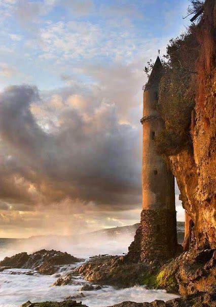Watch Tower Sardinia, Italy