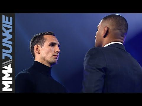 MMA Rory MacDonald predicts fight with Douglas Lima should be done by 3 rounds