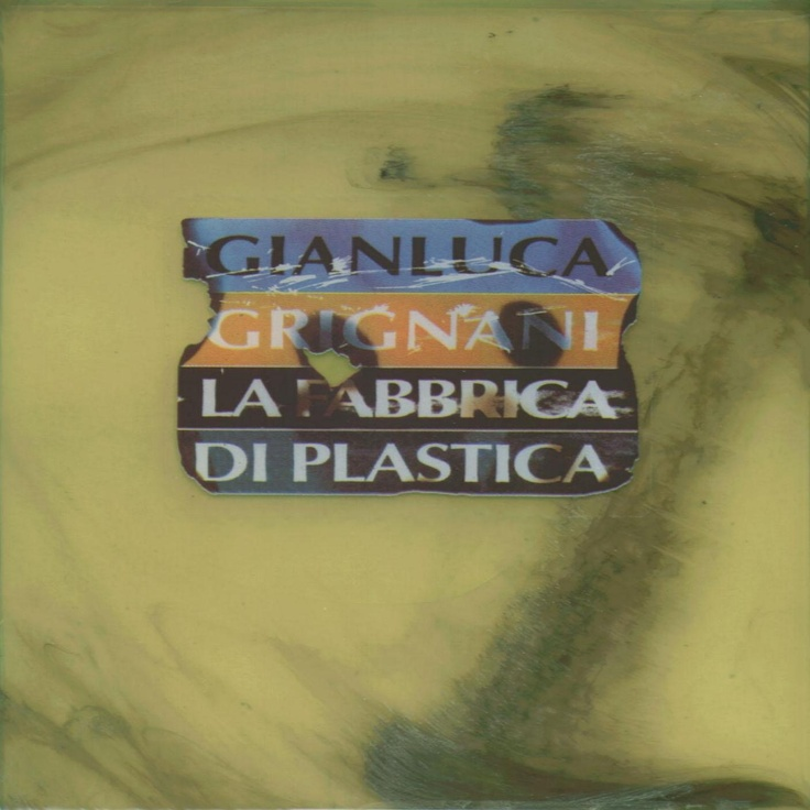 Gianluca Grignani - La Fabbrica Di Plastica - 1996 - #gianlucagrignani #lafabbricadiplastica - https://itunes.apple.com/it/album/la-fabbrica-di-plastica/id30401641
