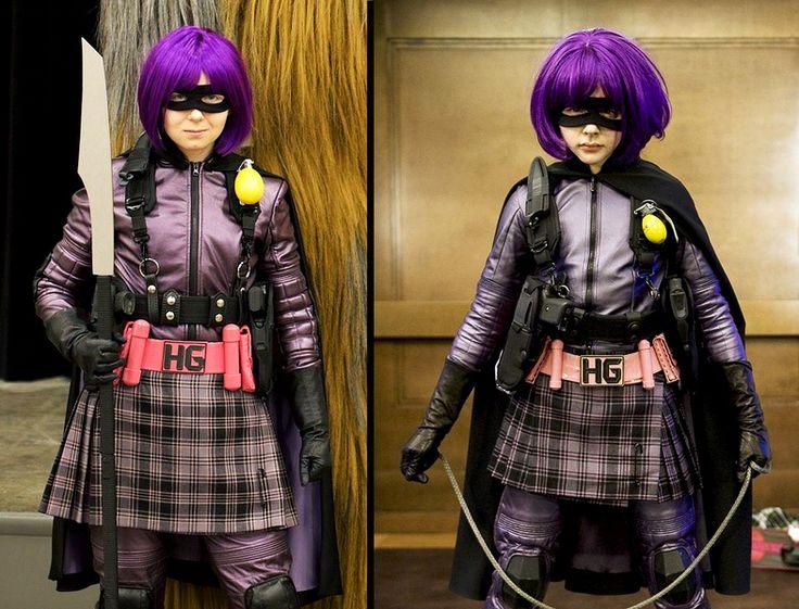 My Hit-Girl Costume - Creative Central - Millarworld