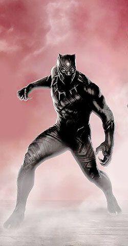 Black Panther Captain America Civil War Concept Art