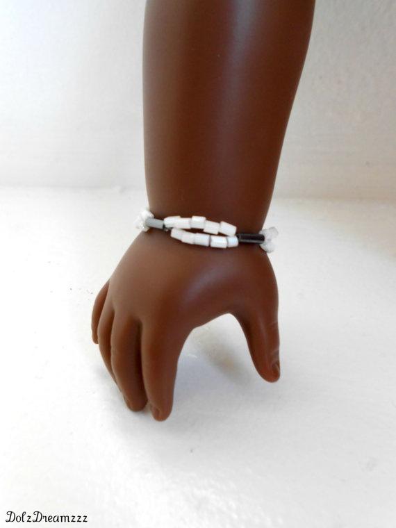 Looking Sharp Bracelet for Dollz by DolzDreamzzz (18 inch dolls) $5