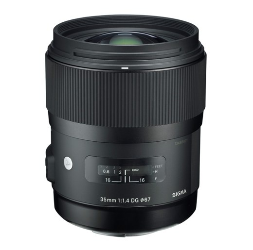 Sigma USA announces $899 price for 35mm F1.4 DG HSM prime lens: Digital Photography Review