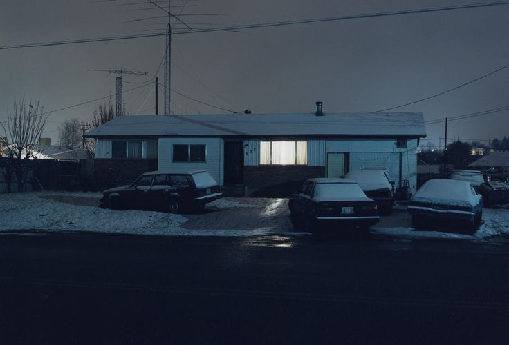 Todd Hido Khrystyna's World /// An exclusive interview on Interiorator.com