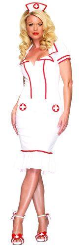 Miss Diagnosis Nurse Costume