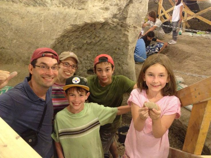 Great Family Activity - Participate in an actual excavation in underground caves from the time of the Maccabees and tour through the ancient subterranean c