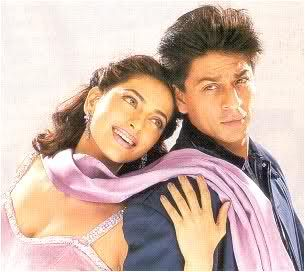Shah Rukh Khan and Juhi Chawla - Phir Bhi Dil Hai Hindustani (2000)