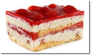 Erdbeer Milch Reis Kuchen-torta di fragole, riso e latte-strawberry rice and milk cake