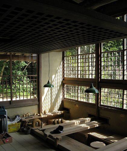 Ryutagama: Karatsu Kiln of Nakazato Takeshi-san, via Japan Living Arts