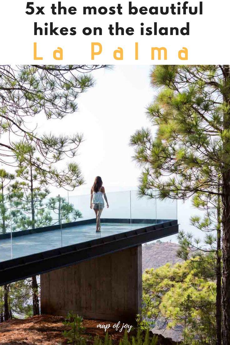 5x de mooiste wandelroutes op Canarisch eiland La Palma | travel ...