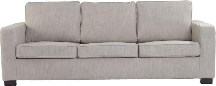 Sofa 3-osobowa z funkcją spania Noel (Nomad 104, Nirwana 60, Nirwana 565) - Meble tapicerowane - Typy mebli - Meble VOX