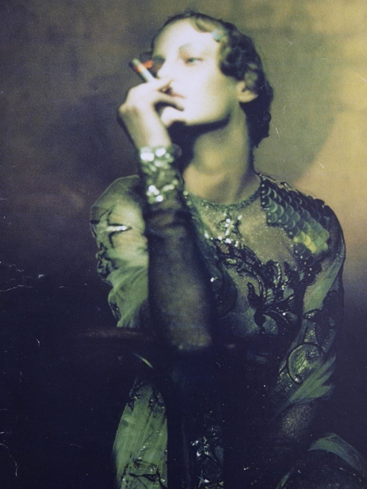Photo: Paolo Roversi. <3