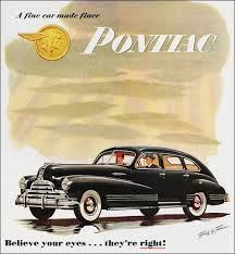Image result for streamliner 1947 4 door
