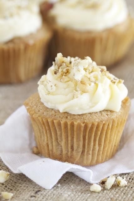 Apple Spice Cupcakes | Halloween/Fall & Pumpkin | Pinterest