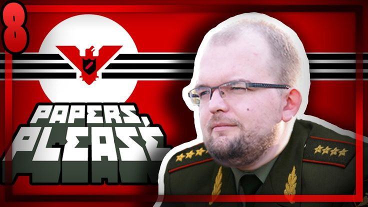 PAPERS, PLEASE #8 - MORDERSTWO NA GRANICY! [gameplay, gry indie, pl]