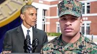 """Obama Will NOT Like What This Brave Marine Said About His """"Legacy""""      WOW ! So well said. So true. Some may not like what is said but only a fool would argue with the truth. And this Bad Ass Marine has the stones to speak it. - Semper Fi Brother.        THOMAS"""