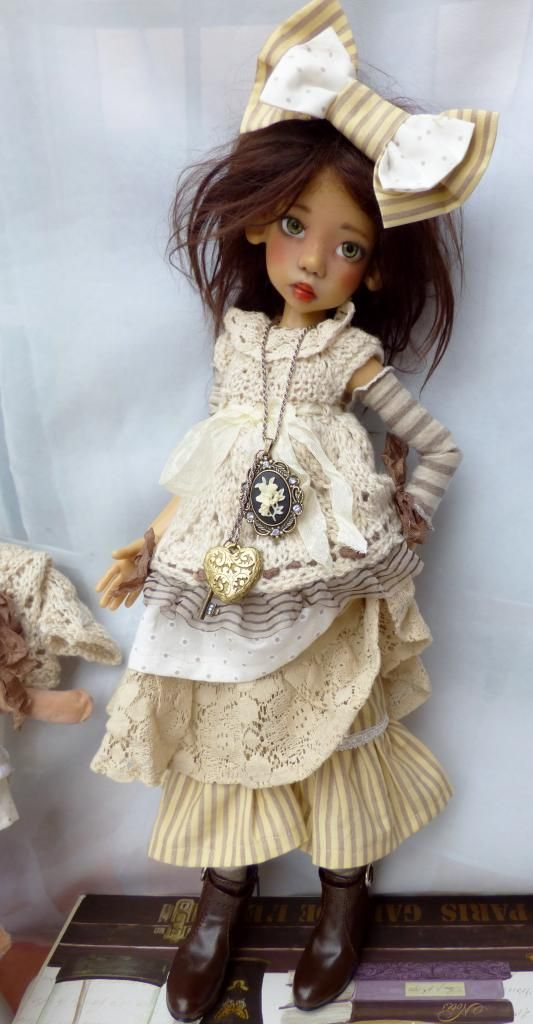barbisz's image - a doll by Kaye Wiggs