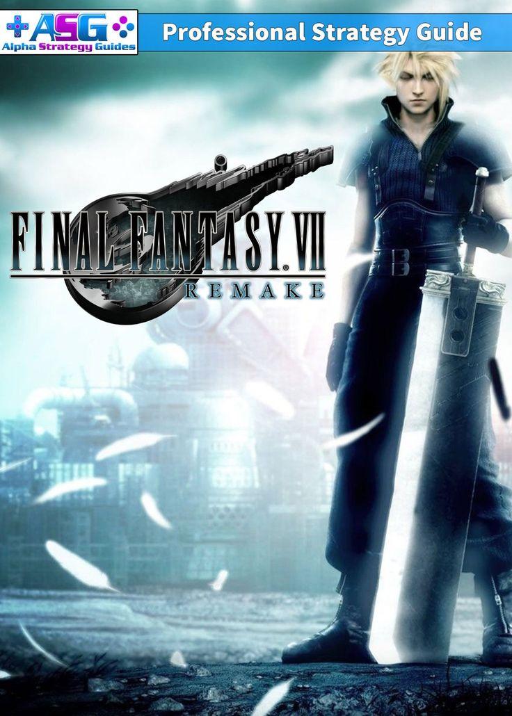 Final Fantasy 7 Remake Strategy Guide Walkthrough, Hints