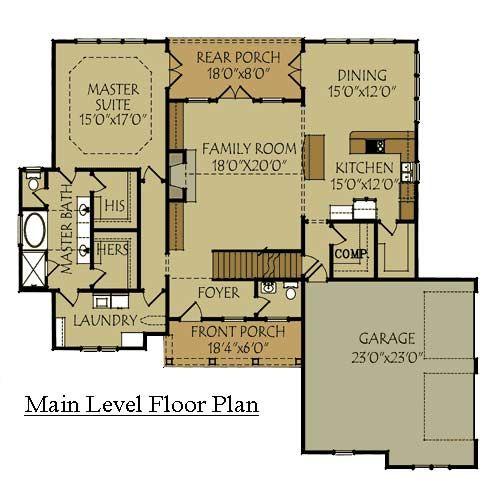 7 best New Home Floor Plans images – Craftsman Style Home Floor Plans