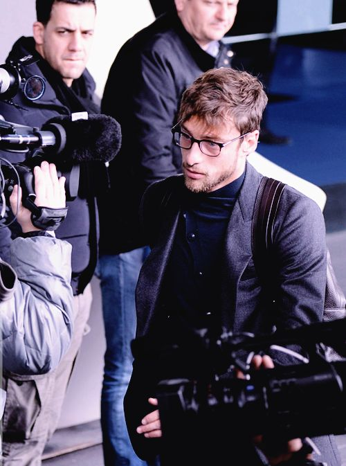 Claudio Marchisio arrives at Malpensa Airport on March 3, 2014 in Milan, Italy.