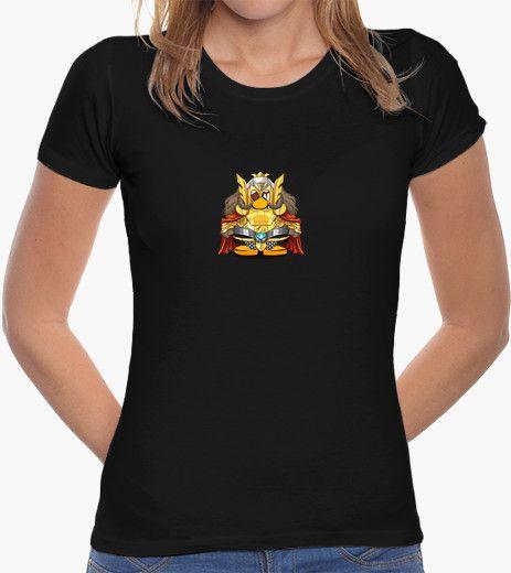 Camiseta Chica, Odin Pingüino  http://www.latostadora.com/rockenportada/camiseta_chica_odin_pinguino/782844