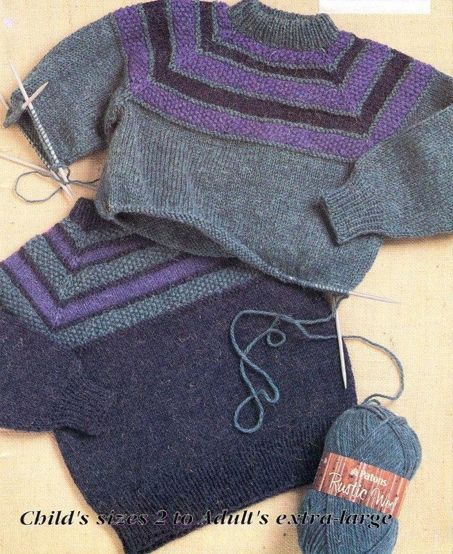 290 Best Images About Top Down Knitting On Pinterest