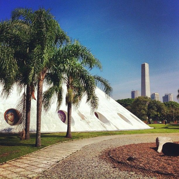 My Sao Paulo wanderings Oscar Niemeyer
