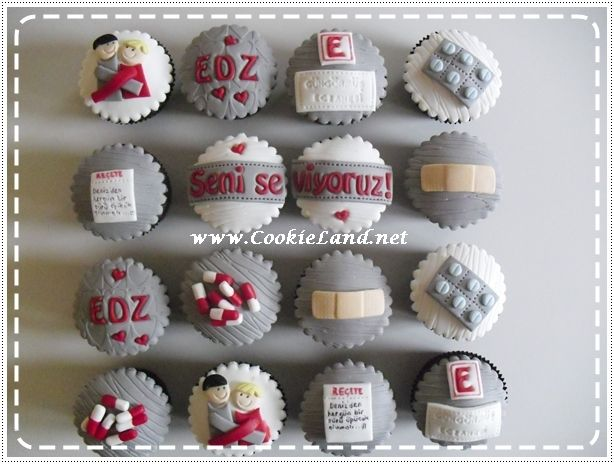 cupcakes for a  pharmacist