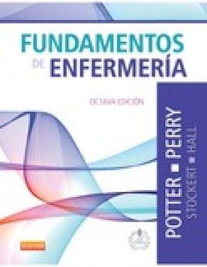 """""""Fundamentos de enfermería : octava edición"""" / Patricia A. Potter, Anne Griffin Perry. Barcelona [etc.] : Elsevier Mosby, DL 2014. Matèries : Infermeria. #nabibbell"""