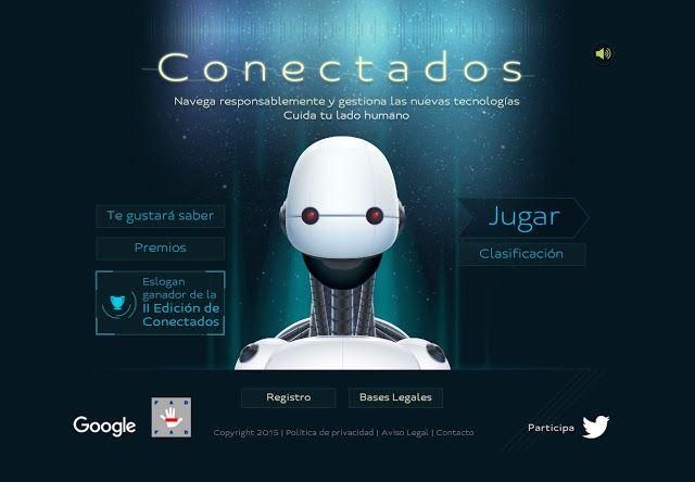 Crea y aprende con Laura: CONECTADOS. Yincana virtual de la FAD con Google y...