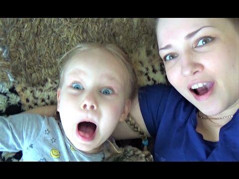 Юля и Алиса играют в страшные лица!!! Мими Лисса и Мили Ванили