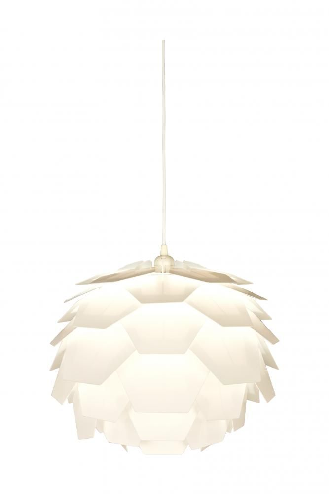 Kongle Carpatica taklampe SL Hvit