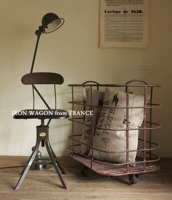 FIVE FROM THE GROUND ☆ Brocante, Déco Vintage Industrielle Brocante  Campagne · Industrial LivingIndustrial FurnitureVintage ...