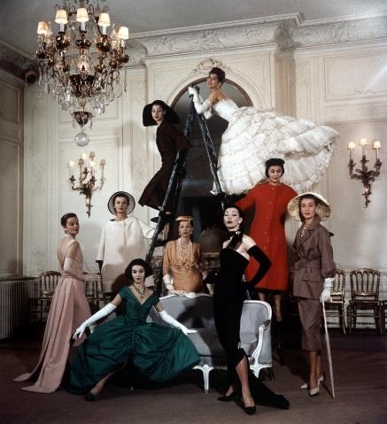 Celebrating Dior and Balenciaga: Happy Birthday to Two Fashion Icons  Christian Dior Fashion, 1957