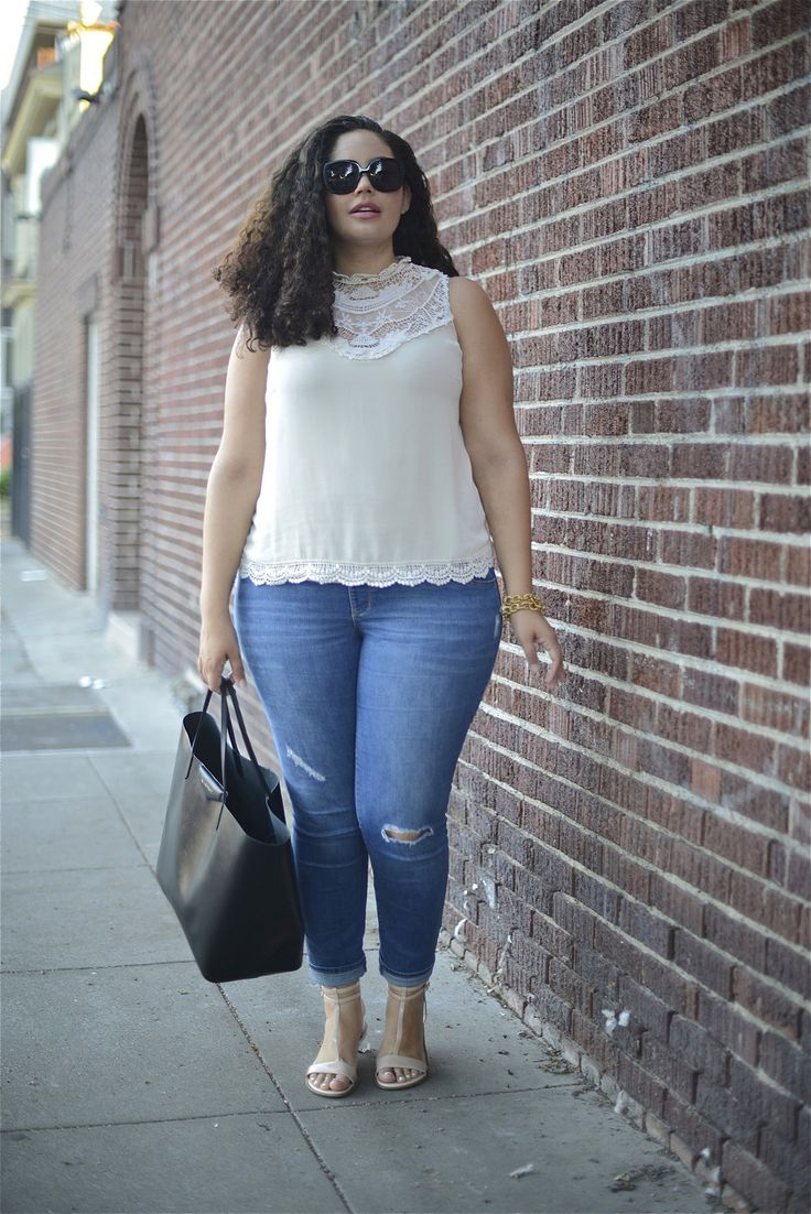 Love this simple outfit for summer!