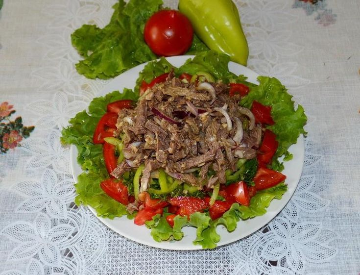 говядина болгарским перцем рецепт фото