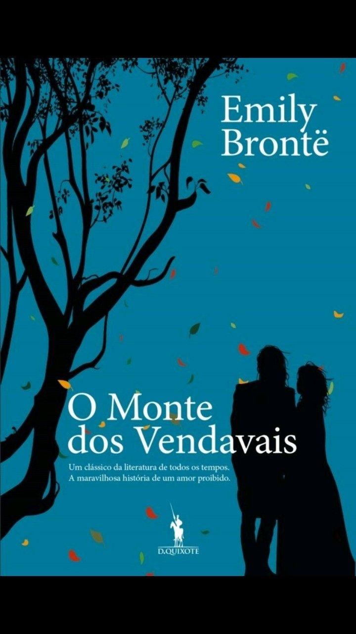 Ideia Por Carina Ramos Em Livros O Monte Dos Vendavais Mae So