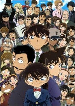 Detective Conan (Case Closed)