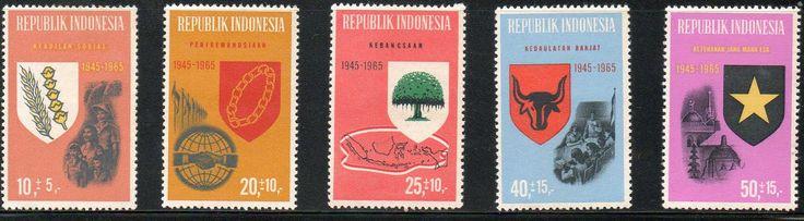 Seri PANCASILA 1965