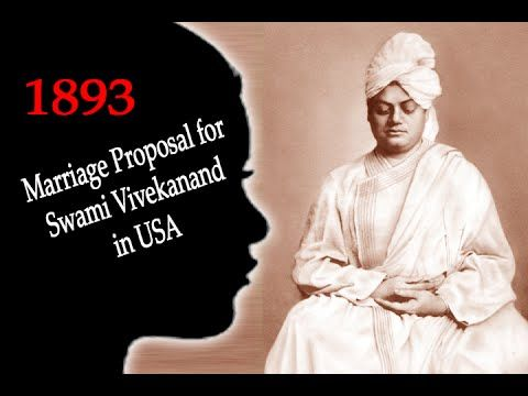 Marriage Proposal for Swami Vivekananda in USA