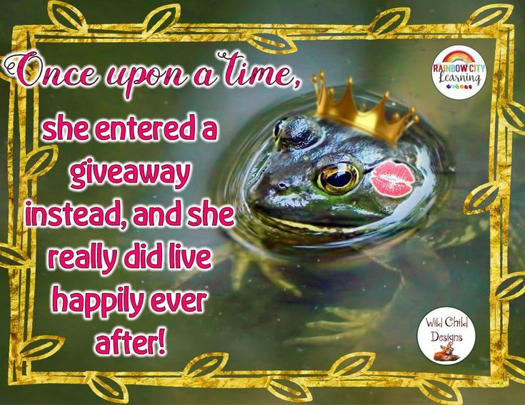 It's a giveaway! Rainbow City Learning & Wild Child Designs have two $10 TpT giftcards to give away! It's easier than kissing a frog, w...