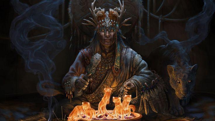 Прогноз шаманов на 2017 год