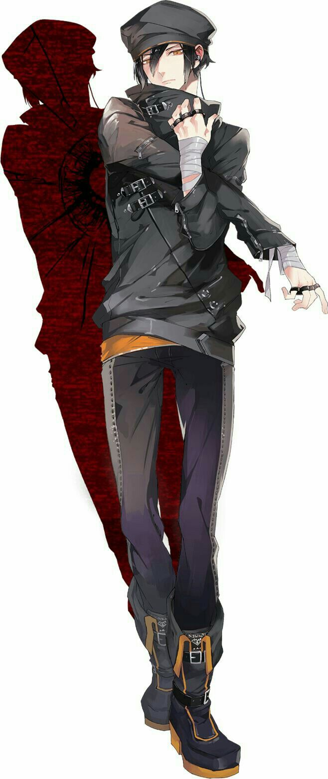 7 best Male assassin images on Pinterest | Anime male ...