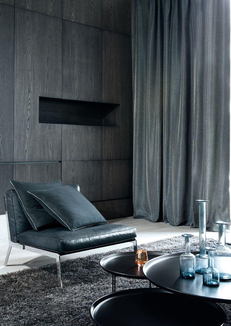 woonkamer grijze gordijnen van holland haag living room grey