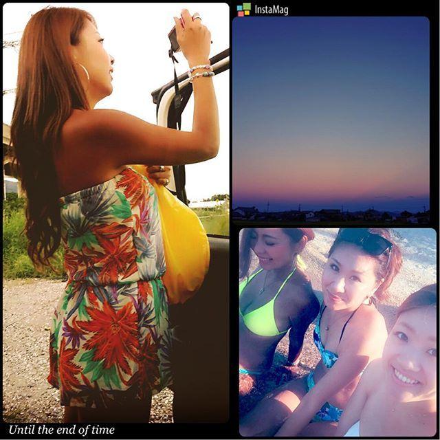 【sayu_life24】さんのInstagramをピンしています。 《#gn 💙 夕日を必死に撮ってる私。🙋🏾 撮られてた😂💕 𓇼 𓇼 𓇼 #fashion #海  #sea #aloha #rhc #コーディネート #accessory #GU #ロンハーマン #danielwellington #Summer #camera #ミラーレス一眼 #sony #a5000 #写真好きな人と繋がりたい #水着 #bikini #夏 #hm #genic_mag #genic_beach #gopro #goprohero4 #hero4 #ゴープロ #ゴープロのある生活 #カメラ女子》