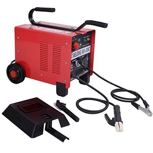250 AMP ARC MMA Welder Welding Soldering Machine 110v DIY Tool with Accessories by JDM Auto Lights