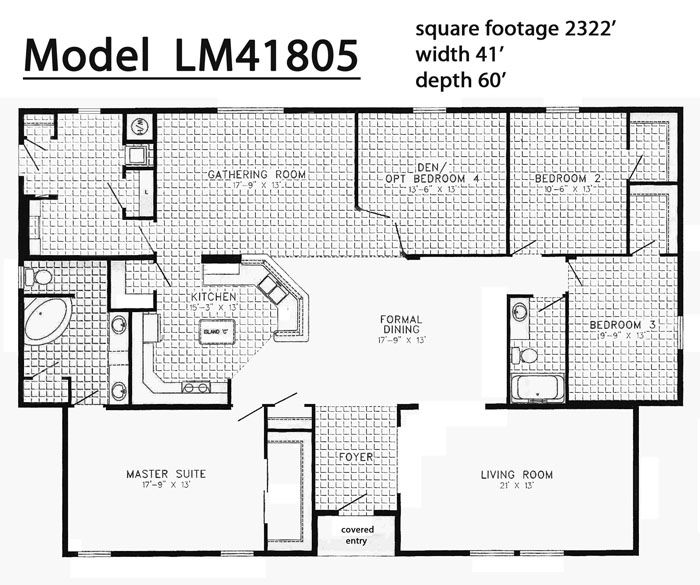 4 Bedroom Manufactured Homes: 114 Best Images About Manufactured/Mobile Homes On