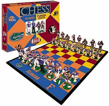 Gators vs. Seminoles Chess