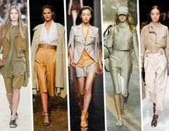 Spring/Summer Fashion Trends 2014 for Her - Desert Storm Style